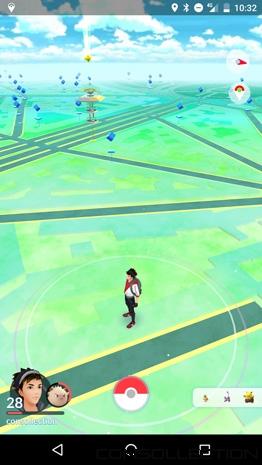 Capture d'écran sur Android