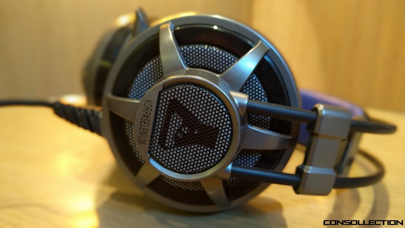 Casque gaming The G-Lab KORP Selenium