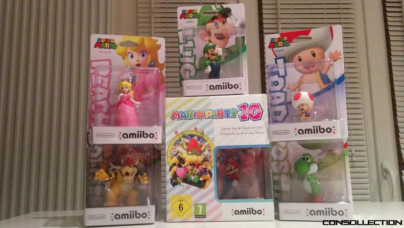 Collection Mario