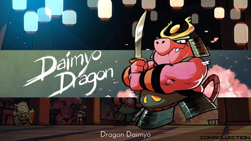 Daimyo Dragon
