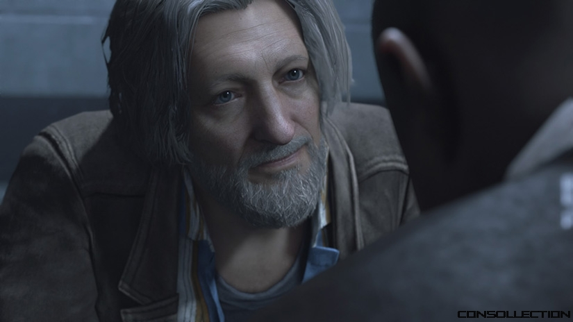 Detroit Become Human - Hank Anderson