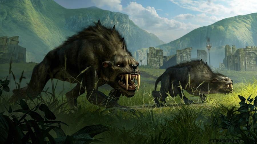 DLC Seigneur de la Chasse du jeu La Terre du Milieu : L´Ombre du Mordor