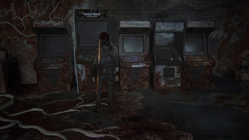 Easter Eggs et les références jeux video dans The Last of Us 2