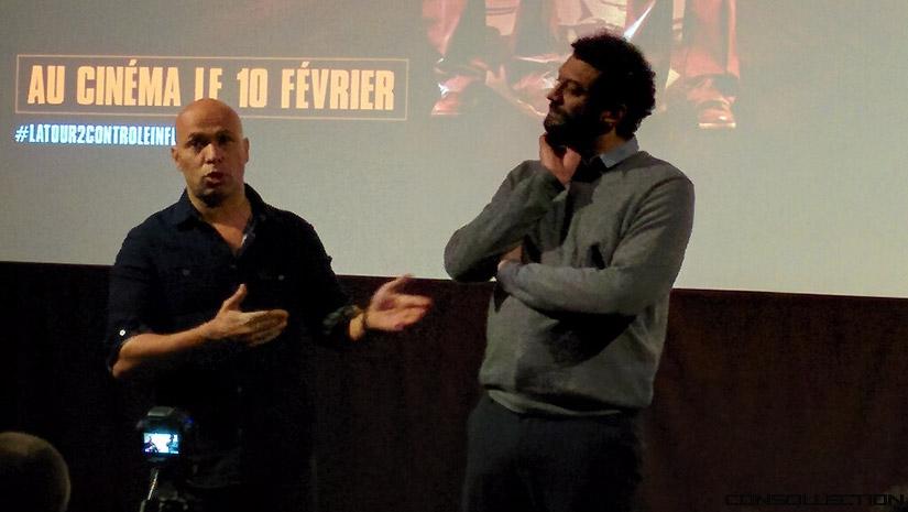 Éric Judor et Ramzy Bedia