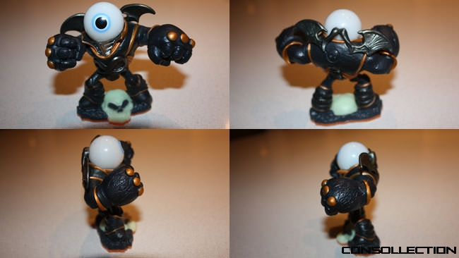 Eye Brawl Giant - Figurine pour le jeu Skylanders Giant