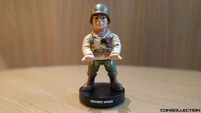 Figurine Call of Duty WWII Officer