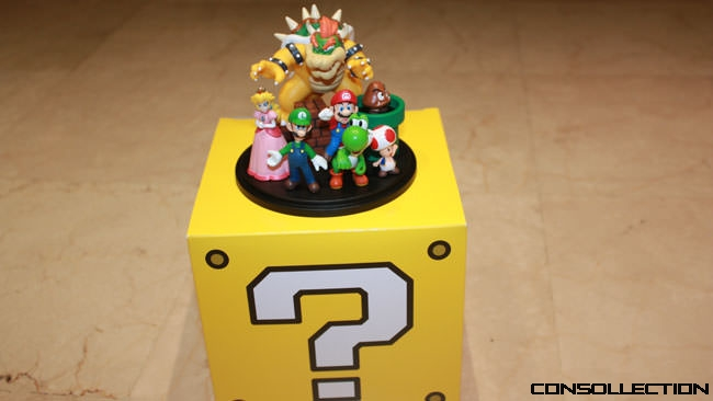 Figurines Super Mario