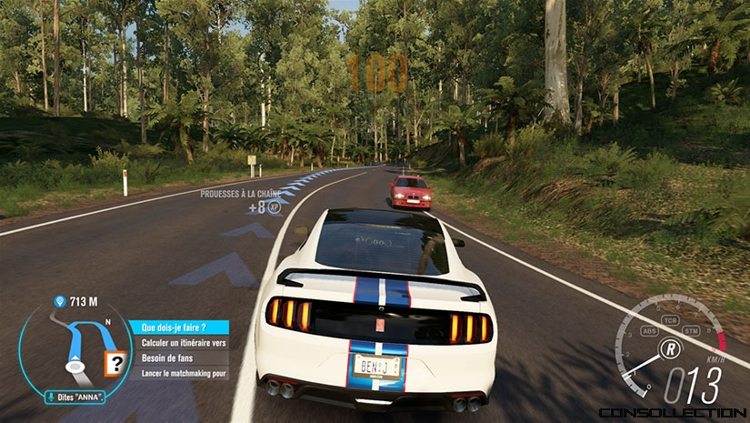 forza horizon 3 test xbox one avis xbox one consollection. Black Bedroom Furniture Sets. Home Design Ideas