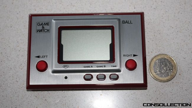 Game and Watch : Ball