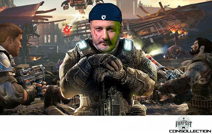 Gears of War x Fanfest
