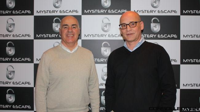 Gilles Cormerais et Axel Rosiefsky