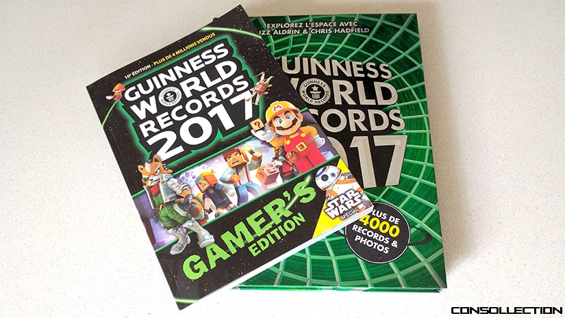 Guinness World Records Gamer's édition