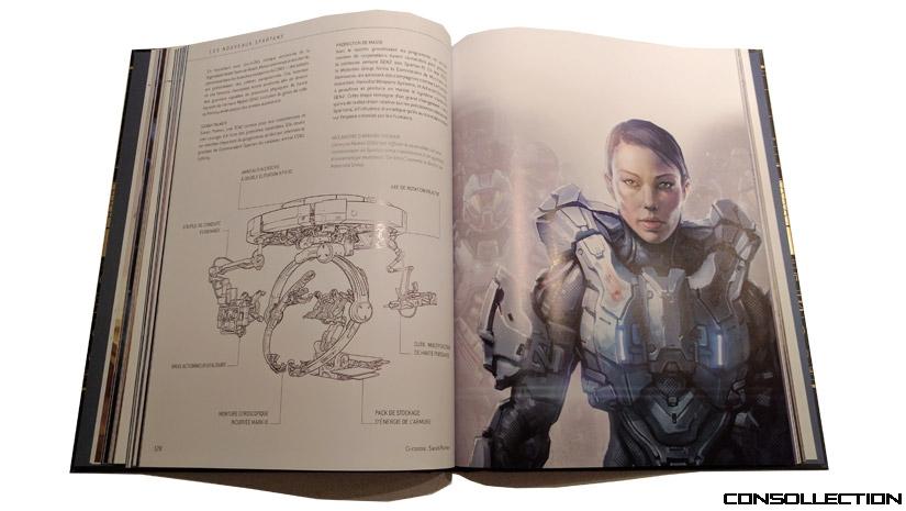 Halo Mythos : Le guide de l´histoire de Halo