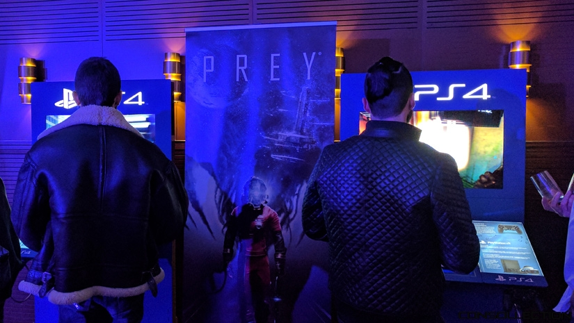 Hands-on Prey