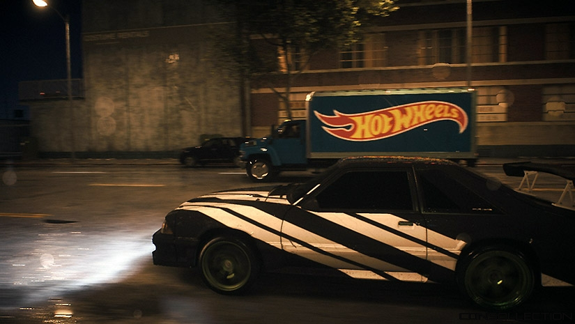 Hot Wheels présent dans Need for Speed