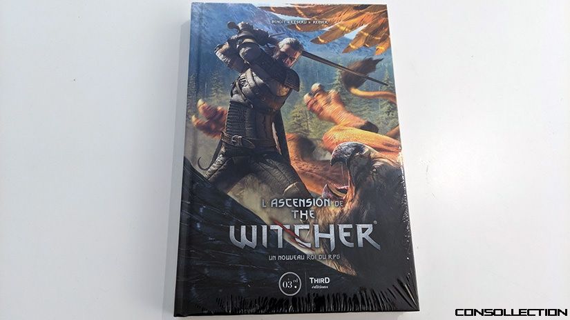 L´ascension de The Witcher chez Third Éditions
