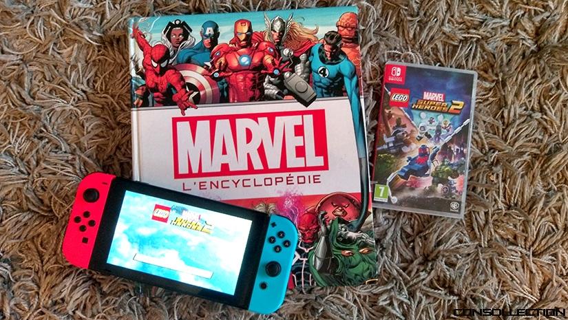 L'encyclopédie Marvel