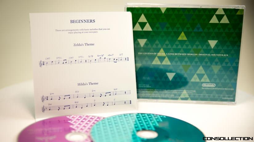 La B.O. sur double CD