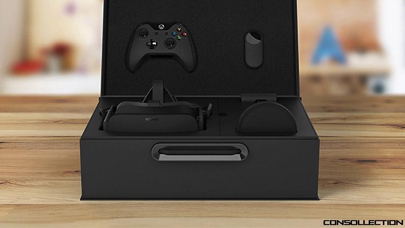 La Box Oculus Rift