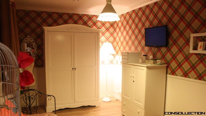 La chambre de Cher Lock