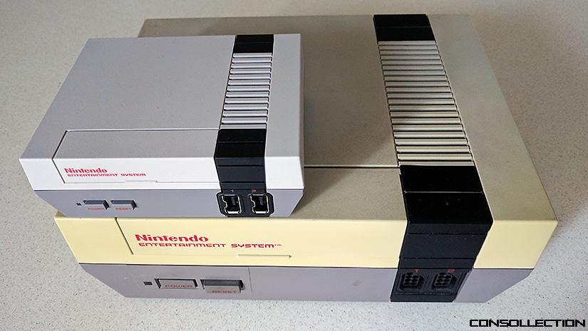 La console Nintendo Classic Mini NES