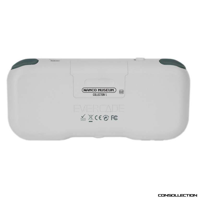 La console portable Evercade