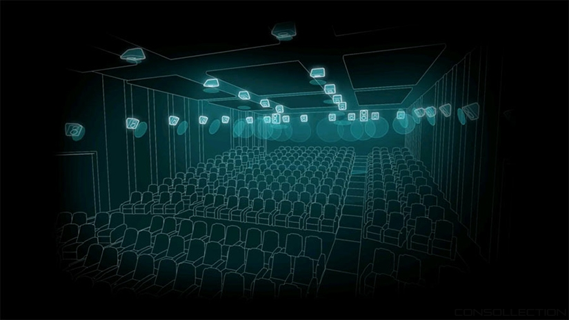 La première salle Dolby Cinema en France au nouveau Pathé Massy