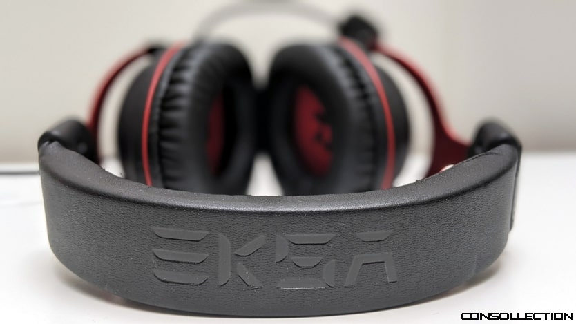 Le casque EKSA E900