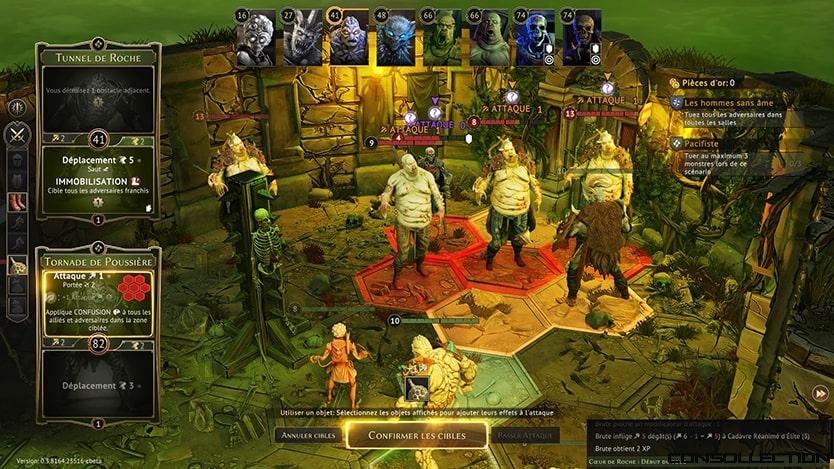 Le jeu vidéo Gloomhaven