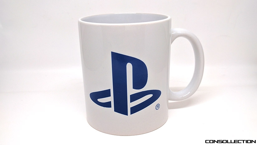 Le mug PlayStation