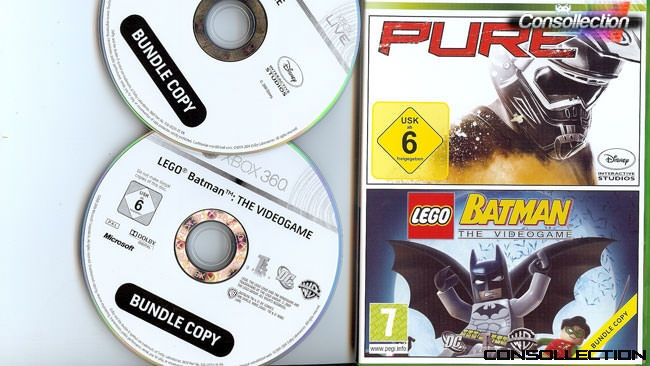 Lego Batman - Pure (bundle)