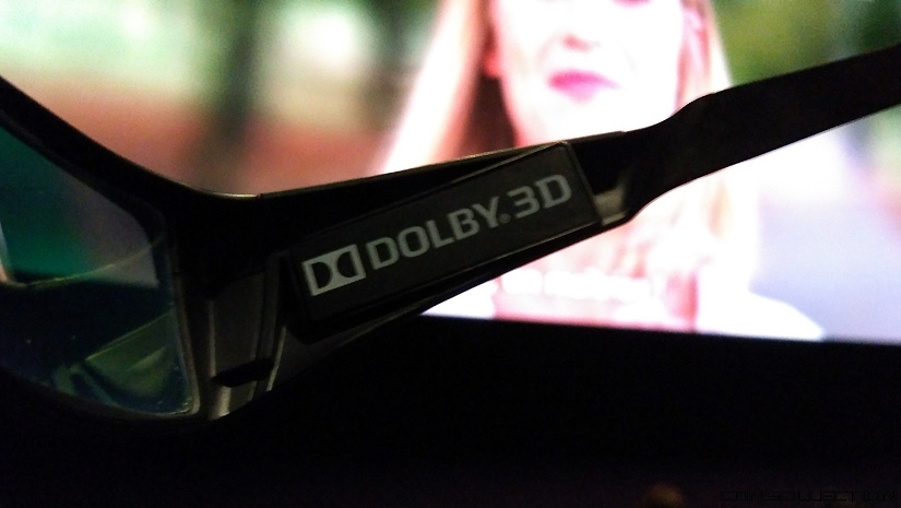 Lunette Dolby 3D