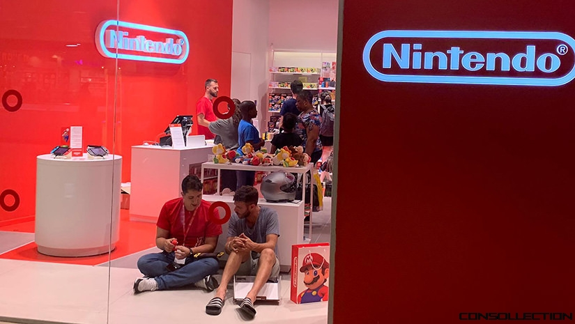 Nintendo Store - Tel Aviv