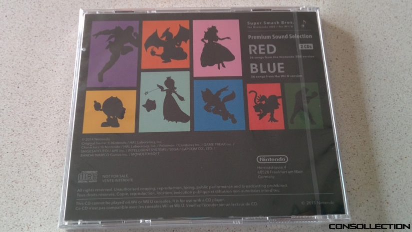 OST Super Smash Bros.