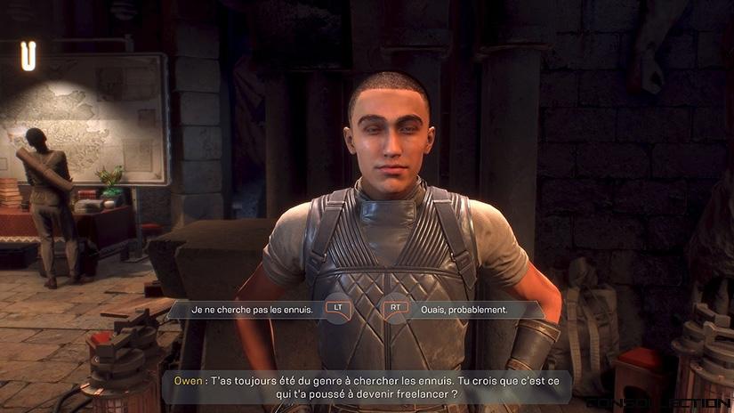 Owen, le decrypteur du joueur