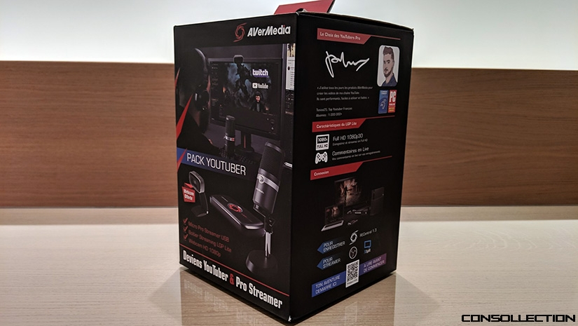 Pack Youtuber Avermedia