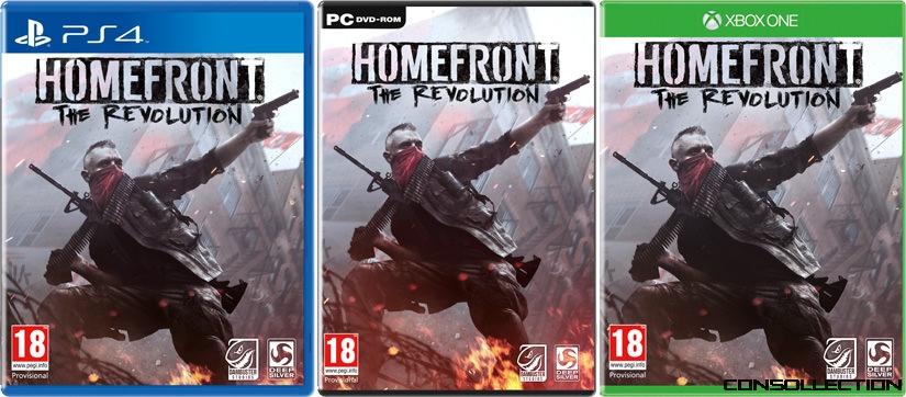 لعبة homefront revolution الحل الكامل لكافة مراحل اللعبة الحربية