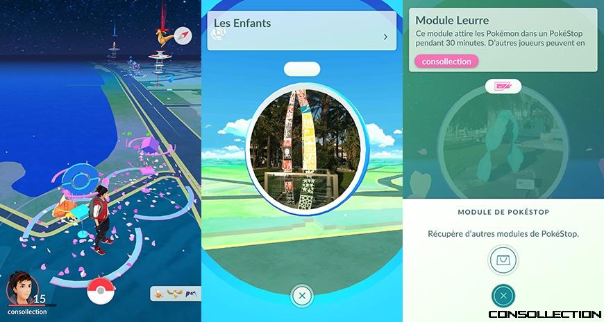 Pokémon Go Poké Stop