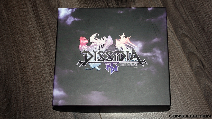 Press kit Dissidia Final Fantasy NT