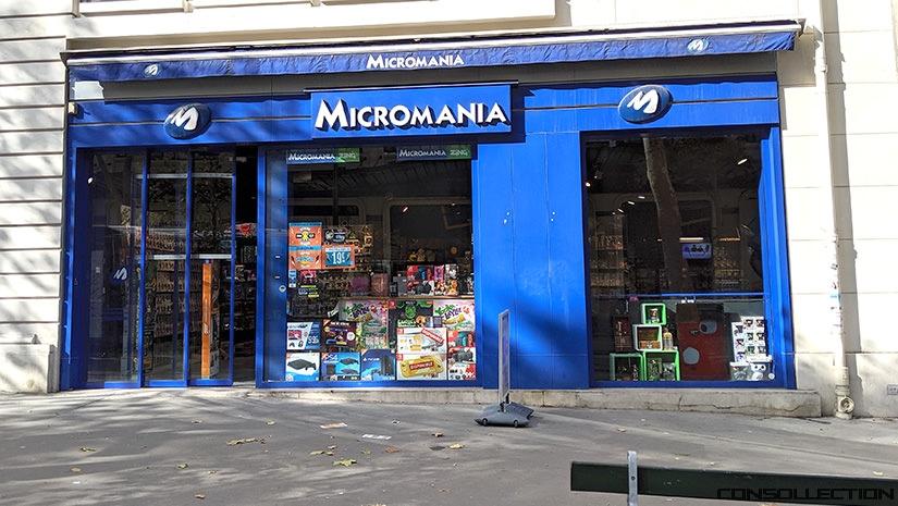 jeux video actualite la reprise des micromania