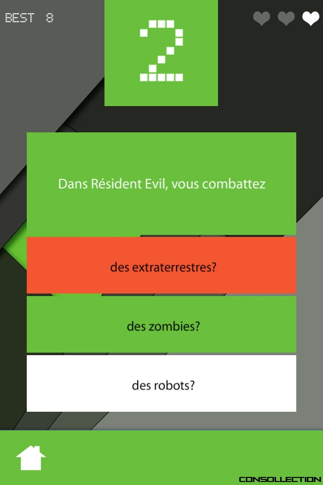 Quiz jeux video