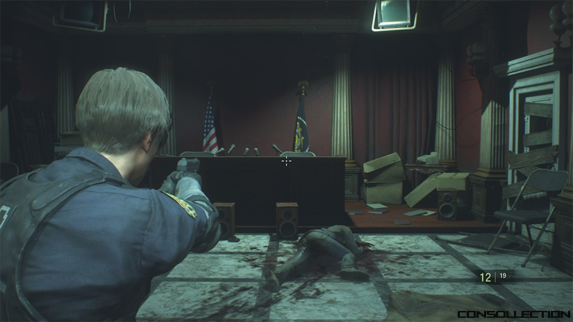 Forum Re2 Remake