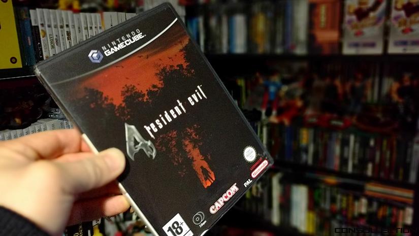 Resident Evil 4 sur Gamecube