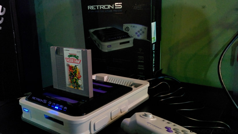 Retron 5 au Meltdown