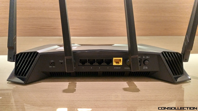 Routeur Wifi Nighthawk Pro Gaming XR500