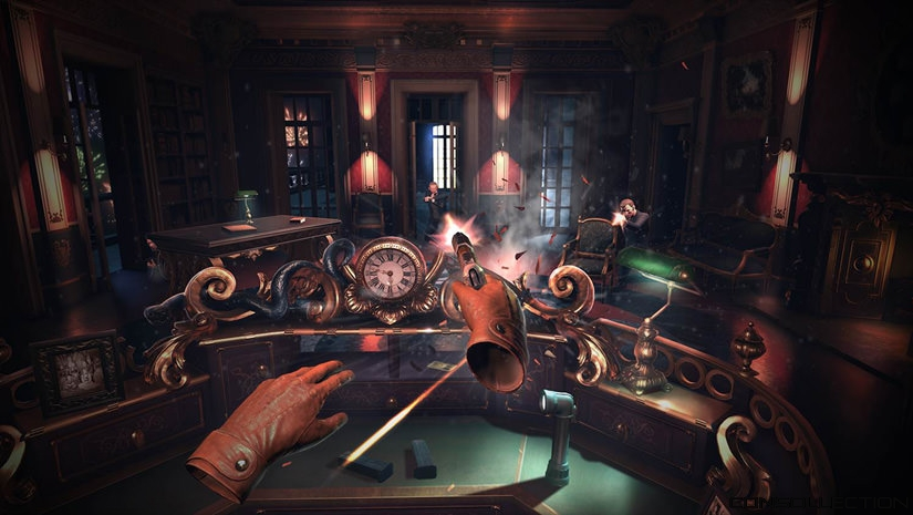 Screenshots ingame du jeu The London Heist