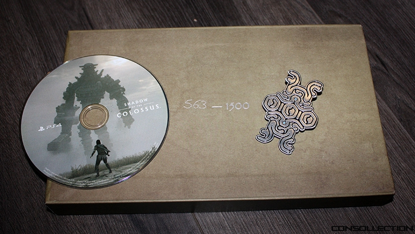 Shadow of the Colossus - Le press kit