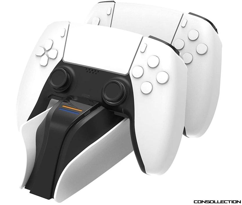 Snakebyte Twin:Charge 5 - Avec deux manettes DualSense