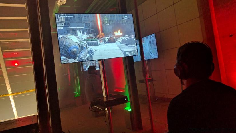 Soirée de lancement de Gears of War 4