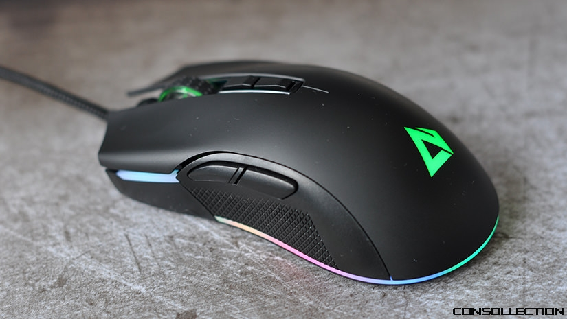 Souris Gaming Aukey GM-F1 RGB